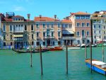 Gondolas of Venice by kristyk3313