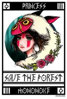 Save the forest by Ereshkigalh
