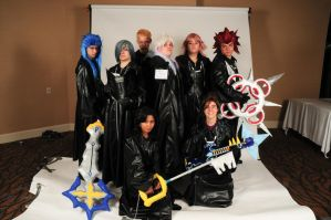 Kingdom Cosplay Pro at AN 2010 by B10ndevamp