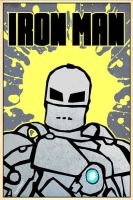 Iron Man Mark I by Hartter
