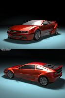 DeLorean Concept 1 by edfeg71
