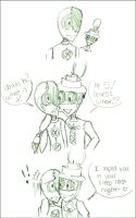 ..9 - this is not awkward.. by xUnlucky-13