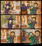 Breaking Dawn: Renesmee's first Halloween by Odie-Farber