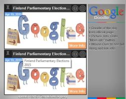 Google Doodle of the Day v1.0 by JpotatoTL2D