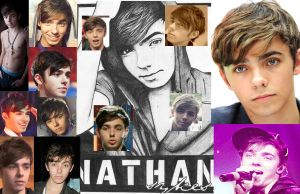 Nathan James Sykes by No1TimeLady