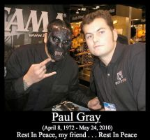 Paul Gray :Slipknot: motiv by last69skulls