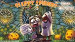 Slippy Spiders Halloween by Lubrian