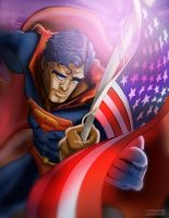 Truth, Justice and the American Way by KileyBeecher