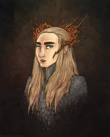 Thranduil by RitsuTainaka13