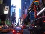 Times Square by xjEnNax