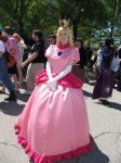 Princess Peach by straywind