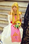 Princess Zelda by KawaiiNingyou