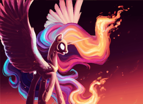 Ignite (animated) by TheShadowscale