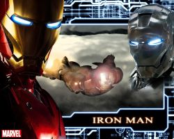 Iron Man Wallpaper by Malici0us