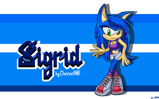 Sigrid by F1Cheese