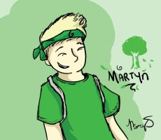 Martyn by GutlessWonderpup