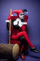 Harley Quinn - The Good Doctor by Enasni-V