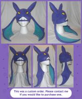 Crobat Pokemon hat by cutekick