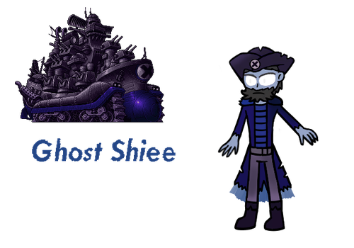 FA: Ghost Shiee by KingCourier