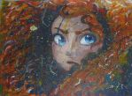 Merida painting by embercl