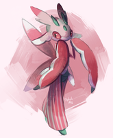 Lurantis by Siplick