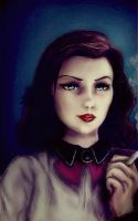 Elizabeth : Burial at sea by Suetsuetchan