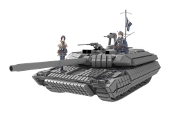 Defender 2 of 7th Squad by Stealthflanker