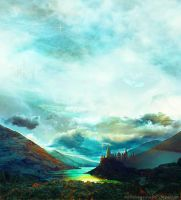 Hogwarts is my home by mellissageovana
