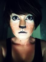 Fawn Makeup by lexigirl145