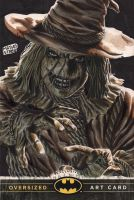 Scarecrow for Batman The legend collection by MatiasStreb