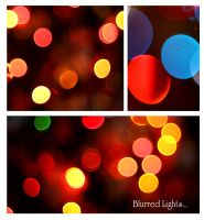 Blurred Lights by aemilor