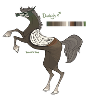 Dunleigh Reference Sheet by Kama-ItaeteXIII
