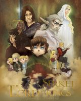 Lord of the Serket Rings by WitheringMoon