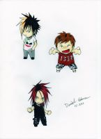 groupe of chibis_2 by yamidanne