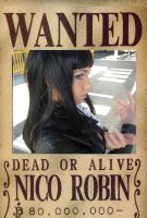 Wanted by mikan-takaumi