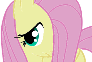 Fluttershy vector thing? by crazycatniplady