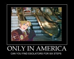 Only in America with America by tacomama18