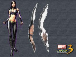 X23 wallpaper by The-Red-Jack03