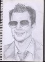 Johnny Knoxville by bec1989