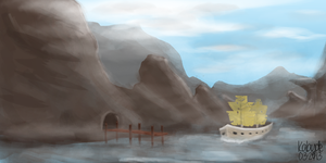 The Journey Ends Here by Kalayde