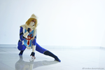 Ice Cavern - Sheik by xLil-Hatakex