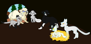TBT   The Death of Milkypaw by TurkFish