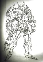 Mecha Concept 03 by dmaxcustom