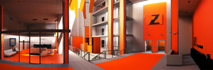 Office 2 by IDR-DoMiNo