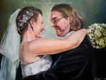 Just married by Laurael
