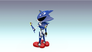 Metal Sonic -Final- by FangDude