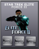 Star Trek Elite Force II Icon by Dirtdawg90