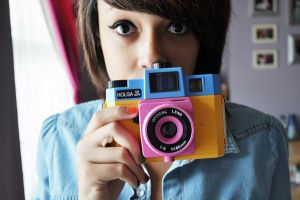 holga multicolour by ElectronicPineapples