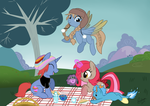 Picnic day by BUBBLE89
