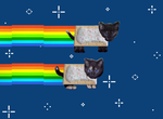 Our Nyan Cats by mirz-kids